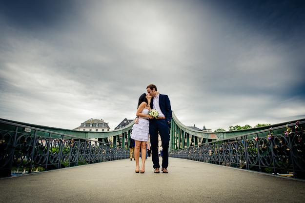 Hochzeitsfotograf Frankfurt im Loft 52