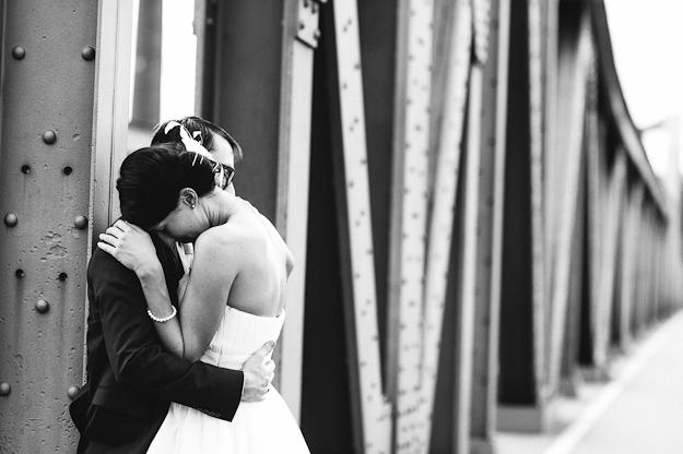 Hochzeit auf der Mathildenhöhe in Darmstadt