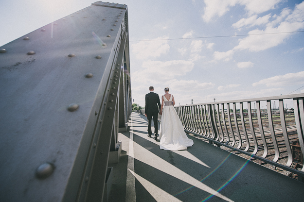 Hochzeitsfotograf Palmengarten in Frankfurt
