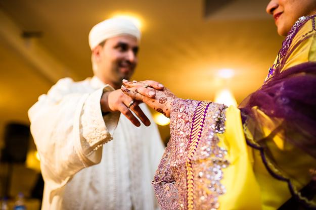 Marokkanische Hochzeit in Köln