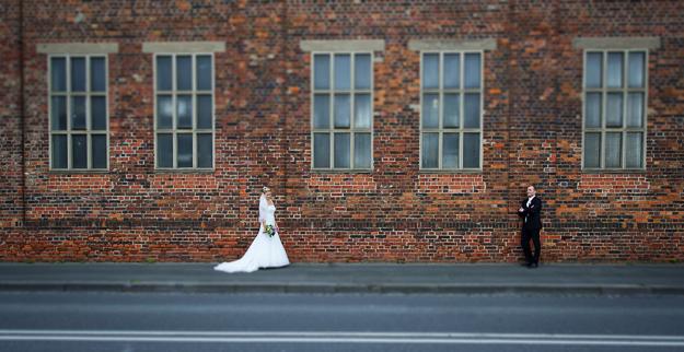 Hochzeitsfotograf Darmstadt auf der Mathildenhöhe und in der Weststadtbar