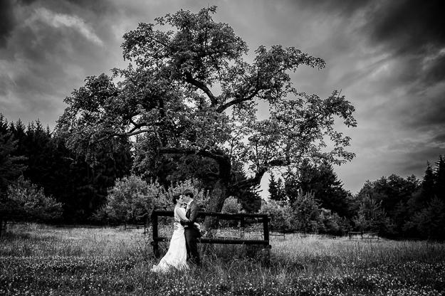 Hochzeitsfotos Hofgut Gestüt Mappen