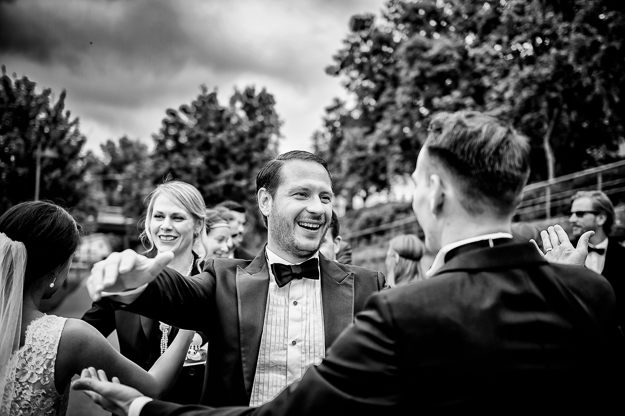 Hochzeit Villa Kennedy