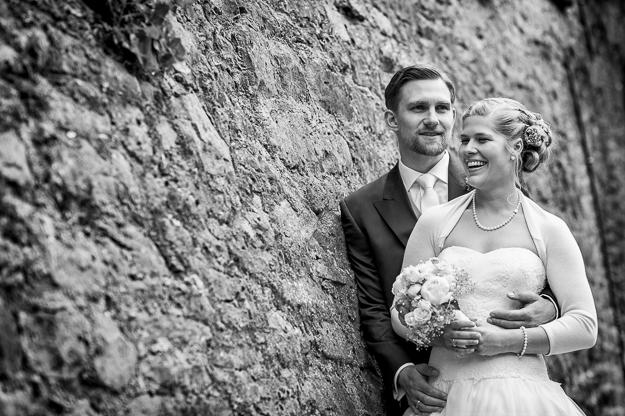 Hochzeit auf dem Hofgut von Hünersdorff